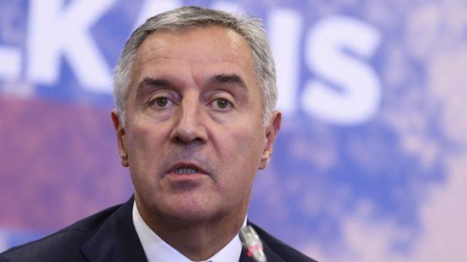 Đukanović ohrabrio sastanak premijera i mitropolita SPC 2