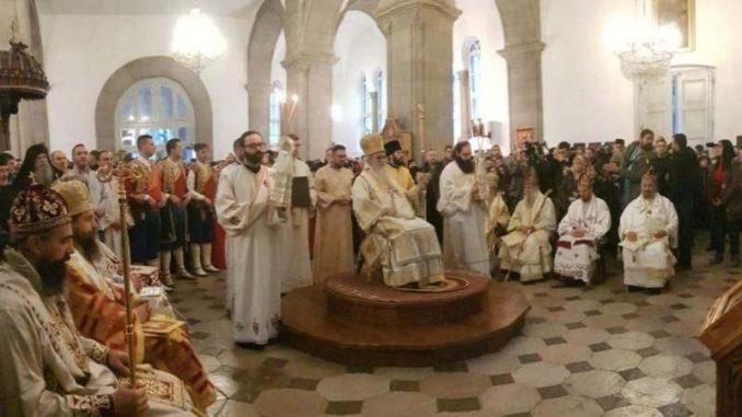SPC: Mošti Svetog Vasilija noćas ostaju u Nikšiću 1