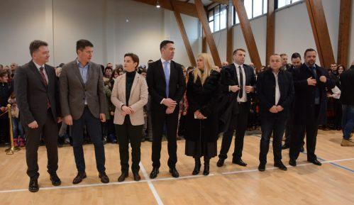Novo Selo bogatije za obnovljenu Sportsku halu 2