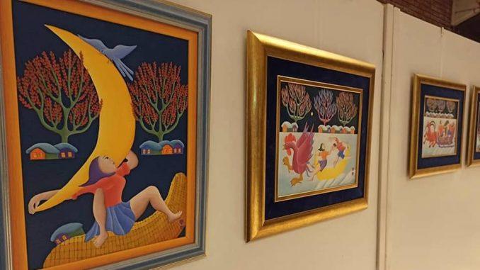 """Otvorena izložba """"Tri srca porodice Knjazović"""" u Centru za kulturu Požarevac 4"""
