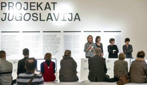 """U Muzeju Jugoslavije otvorena izložba """"Projekat Jugoslavija"""" (FOTO) 2"""