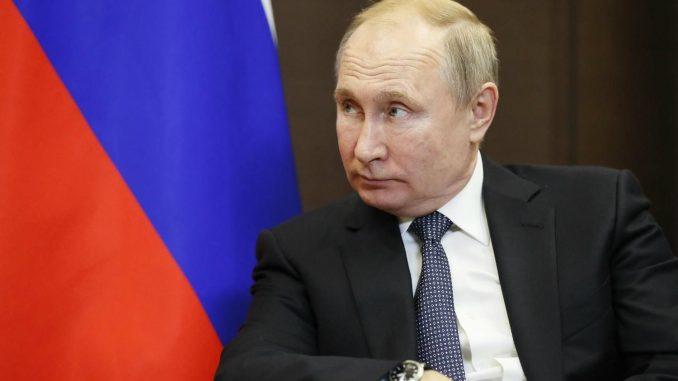 Putin poslao u parlament paket ustavnih amandmana 1