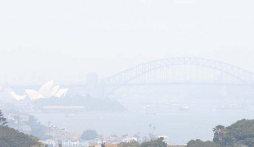 Veliki požar besni nadomak Sidneja 1