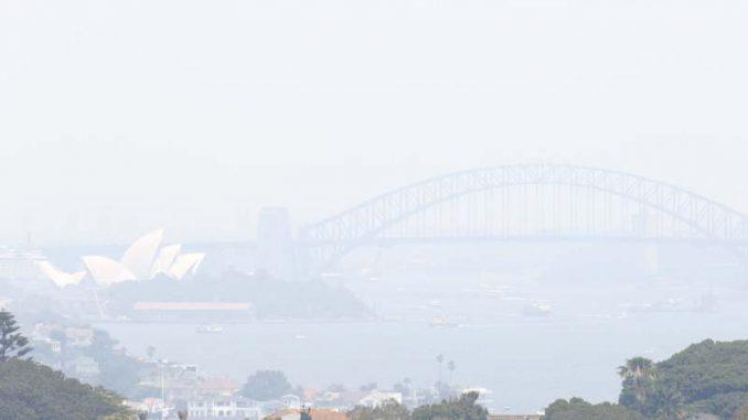 Mega požar besni nadomak Sidneja 2