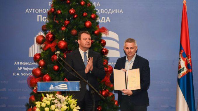 """Igor Jurić dobitnik priznanja za ljudska i manjinska prava """"Ljudevit Mičatek"""" 2"""