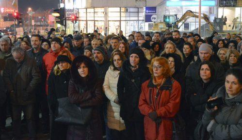 Protest prosvetnih radnika u Užicu: Država da nas zaštiti od fizičkih napada 5