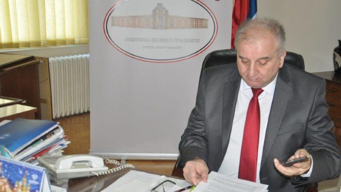 Predsednik opštine Veliko Gradište: Uspešna poslovna godina 1