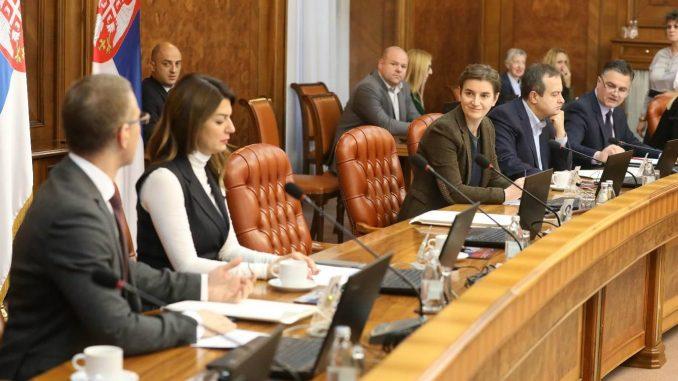 Vlada Srbije usvojila komercijalni ugovor za izgradnju Moravskog koridora 1