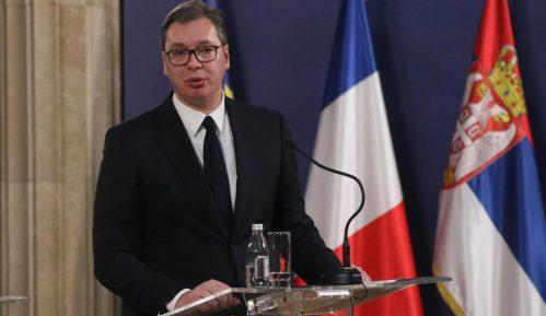 Vučić o blokadi RTS-a: Neće biti nikakve primene sile 5