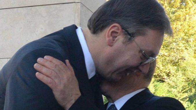 Vučić preneo Putinu da nije optimista kad je reč o pregovorima sa Prištinom 2