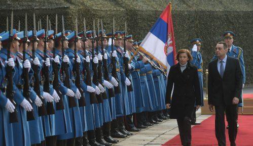 Vulin i Parli: Intenzivna saradnja Srbije i Francuske u oblasti odbrane 3