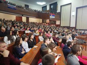 Bjelogrlić: Mi rađe delujemo po kafanama i kuloarima 2