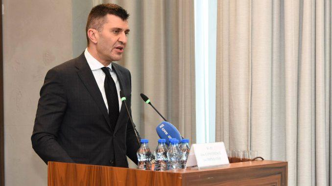 Đorđević: Izgradnja infrastrukture nema veze sa smeštajem migranata u Srbiji 2
