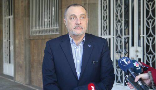 Živković: Kozmetička promena izbornih zakona 15