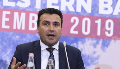 Zaev: Saradnja sa Srbijom već daje rezultate, u februaru sporazum sa Albanijom 10