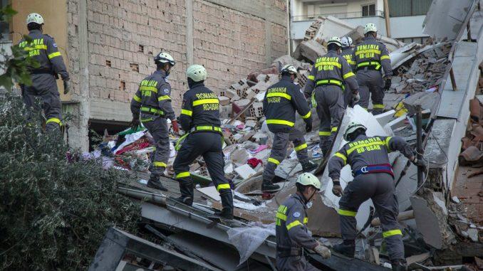 EU organizuje donatorski skup za obnovu u Albaniji posle zemljotresa 4