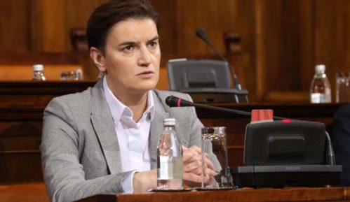 Brnabić: Hvala Americi na doslednom stavu o potrebi da Priština ukine takse 9