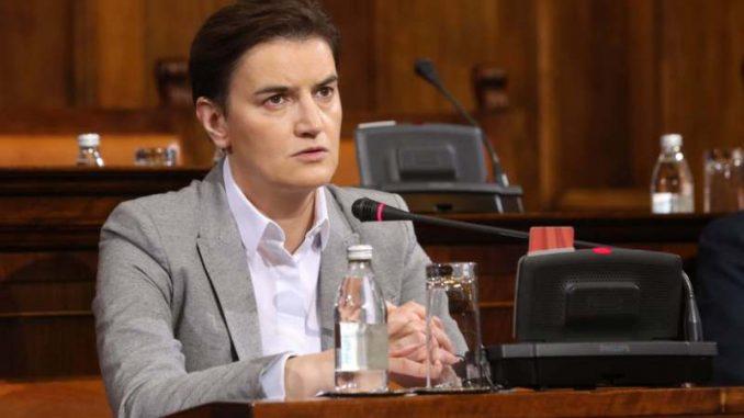 Brnabić: Demokratski potencijal SZS-a vidi se u tome što isključuju ljude sa drugačijim mišljenjem 1