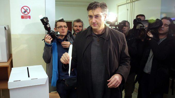 Manjinci podržavaju Plenkovića za mandatara, možda dobiju mesto u Vladi 2
