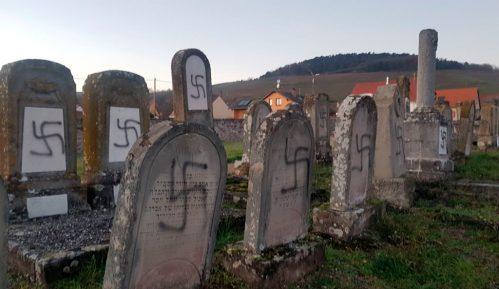 U Francuskoj oskrnavljeno oko 100 grobova Jevreja 9