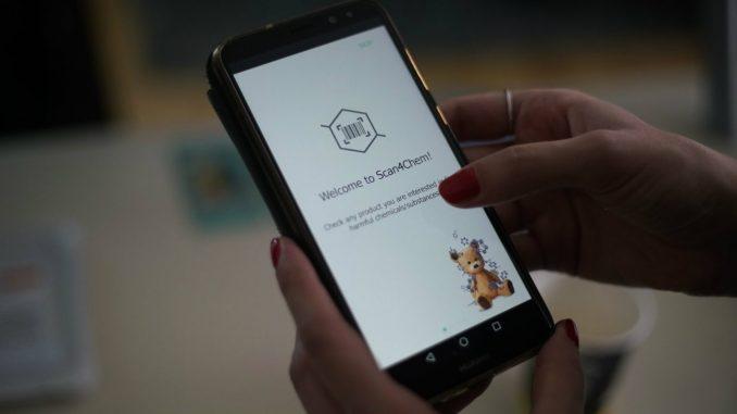 Aplikacija koja otkriva opasne hemikalije u proizvodima - Scan4Chem 4