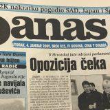 Šta je rekao Milošević u novogodišnjem obraćanju 2000. godine? 14