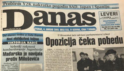 Šta je rekao Milošević u novogodišnjem obraćanju 2000. godine? 9