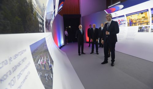 Izložbu Srbija 2019 - godina infrastrukture videlo više od 3.000 ljudi 11