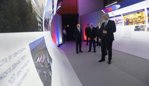 Izložbu Srbija 2019 - godina infrastrukture videlo više od 3.000 ljudi 3