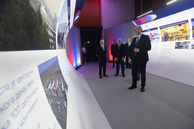 Izložbu Srbija 2019 - godina infrastrukture videlo više od 3.000 ljudi 2