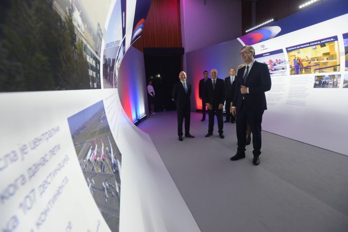 Izložbu Srbija 2019 - godina infrastrukture videlo više od 3.000 ljudi 1