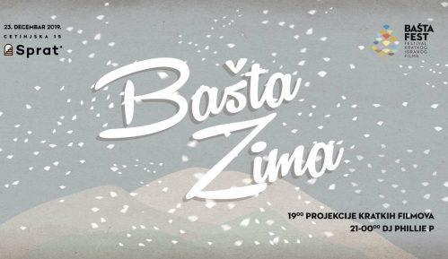 Zimsko izdanje Bašta Festa u Cetinjskoj 6
