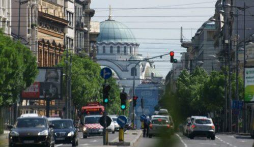 Besplatno parkiranje u Beogradu za vreme praznika 8