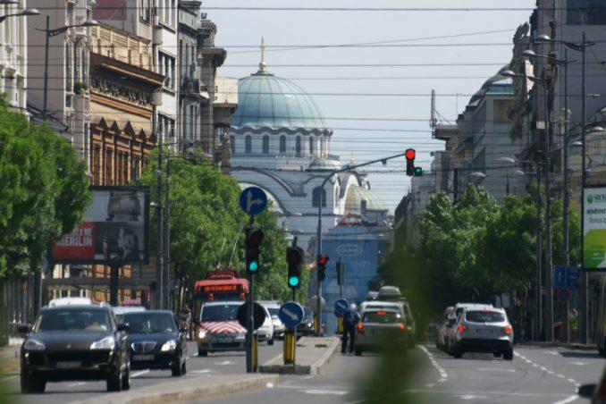 Besplatno parkiranje u Beogradu za vreme praznika 1