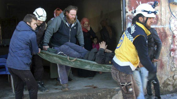 UN: Nekoliko desetina hiljada ljudi napustilo provinciju Idlib u Siriji 4
