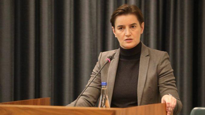 Brnabić na onlajn konferenciji: Srbija prilaže dva miliona evra pomoći za borbu protiv virusa 1