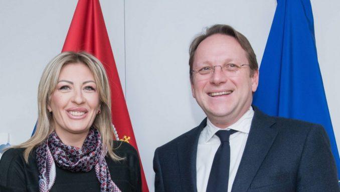 Varheji: Nova metodologija EU i za Srbiju, samo ako joj bude od koristi i ako prihvati 4