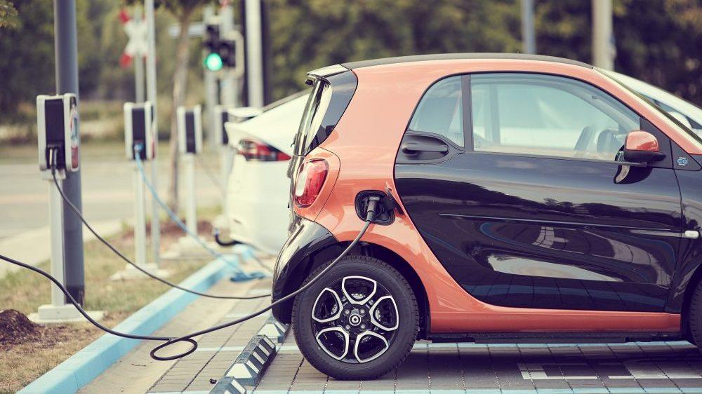 Spor razvoj infrastrukture za električna vozila 1