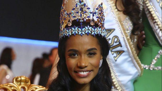 Jamajčanka Toni An Sing nova Mis sveta 1