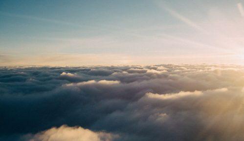 Posle podne oblačno sa kišom, pljuskovima i grmljavinom 3