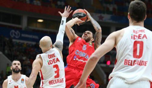 Košarkaši Zvezde izgubili od CSKA u Moskvi 7