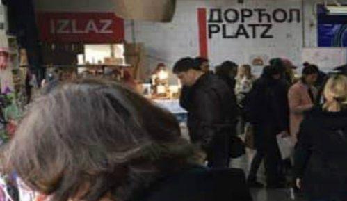"""Novogodišnji Hand Made Festival i radionica """"Moj ukras za jelku"""" 22. decembra 12"""