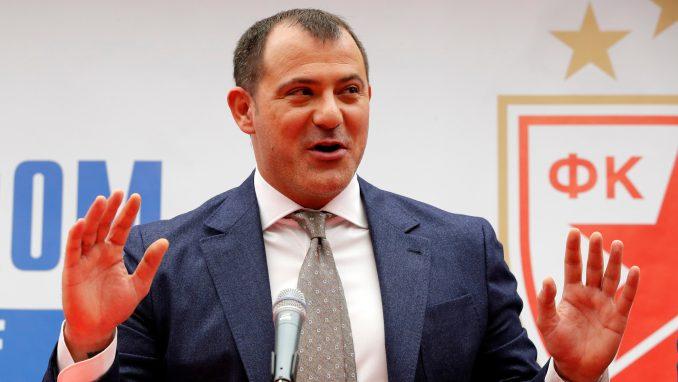 Dejan Stanković nije prvi debitant na klupi Crvene zvezde 4