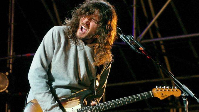 Frušante nakon 10 godina ponovo gitarista Red Hot Čili Pepersa 4