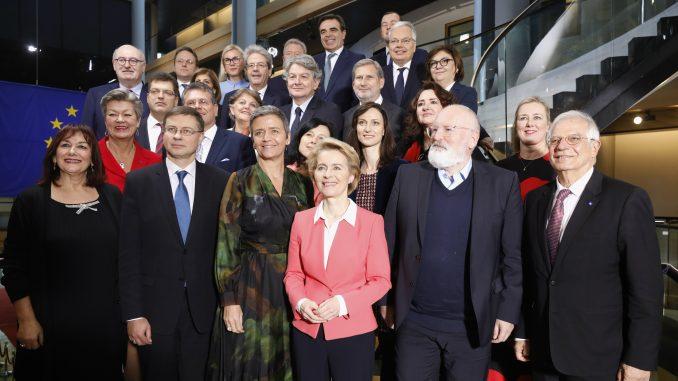 Od danas počinje novi mandat Evropske komisije 2