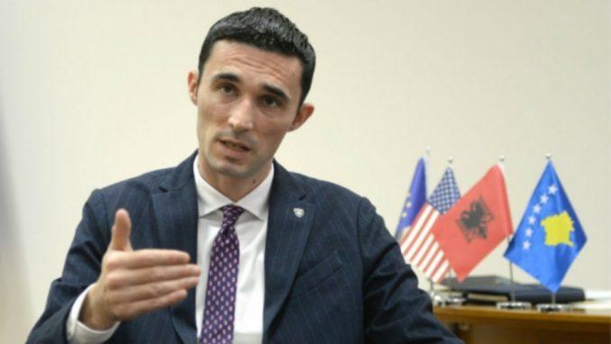 KoSSev: Istraga protiv kosovskog ministra Endrita Šalje zbog napada na novinara 4