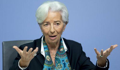 Lagard upozorava EU na rizik od suviše malog i suviše kasnog delovanja 1
