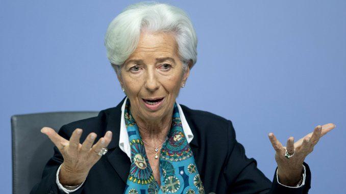Evropska centralna banka smanjila prognoze rasta za 2020. 1