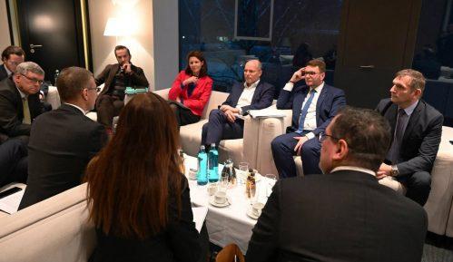 Ministar policije sa poslanicima Bundestaga o saradnji 12