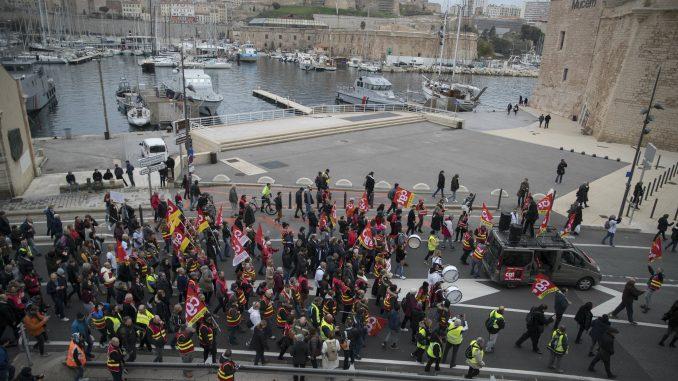 Francuska se sprema za još jedan dan štrajkova 3